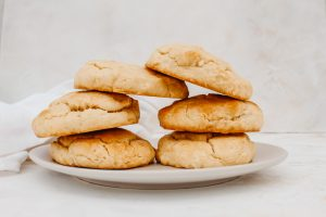 Gluten Free & Dairy Free Honey Biscuits