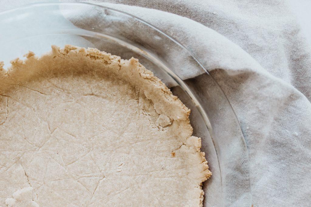 Homemade Gluten-Free Pie Crust