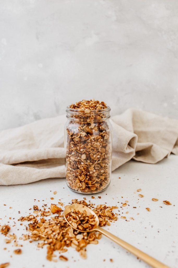 The Easiest Granola Recipe